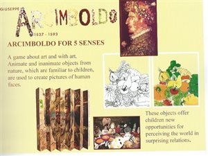 ARCIMBOLDO for 5 senses